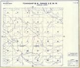 Township 15 N., Range 2 E., Skookumchuck river, Hauser Creek, Lewis County 1960c